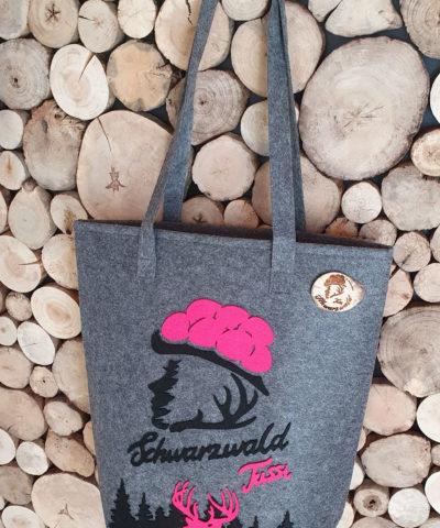 filz-shopper-1-grau-hirsch-pink-schwarz
